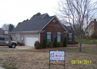 Indian Trail, NC Roof Replacement 13