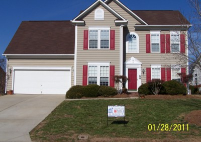 Indian Trail, NC Roof Replacement 5